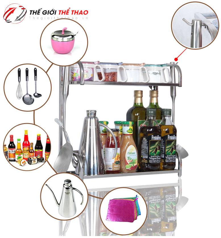 đồ dùng nhà bếp innox 304
