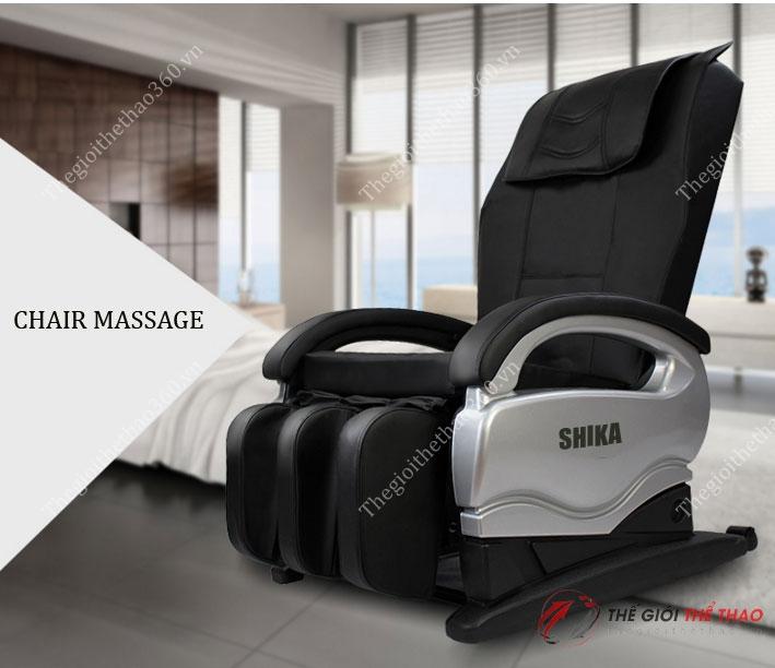 Ghế mát xa toàn thân Shika -SK8900