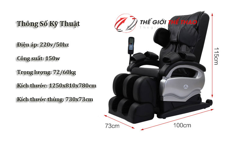 ghế massage toàn thân giá rẻ shika