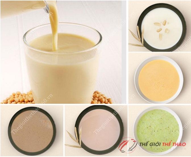 máy làm sữa đậu nành công nghiệp shika 2800w