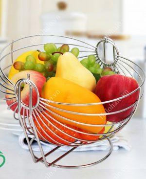 giá để trái cây inox