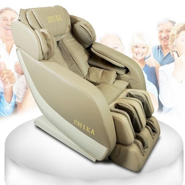 ghế đấm lưng bóp vai cho người già