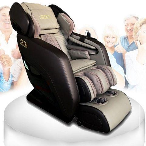 ghế matxa toàn thân 3d shika