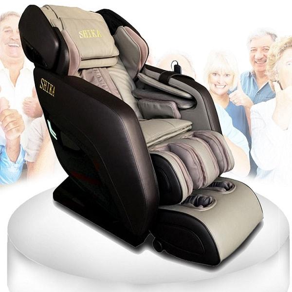 Ghế Matxa toàn thân 3D Shika SK-8918