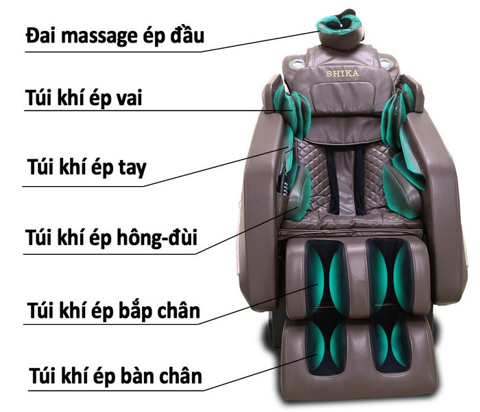 ghế massage