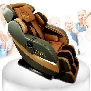 ghế massage nhật bản shika