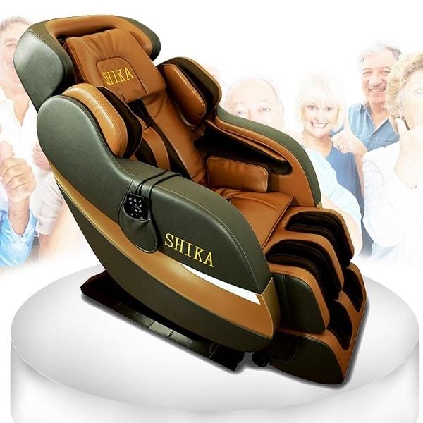 Ghế Massage Toàn Thân Shika SK-8904