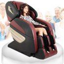 Ghế Massage Toàn Thân Cao Cấp Shika SK-8906