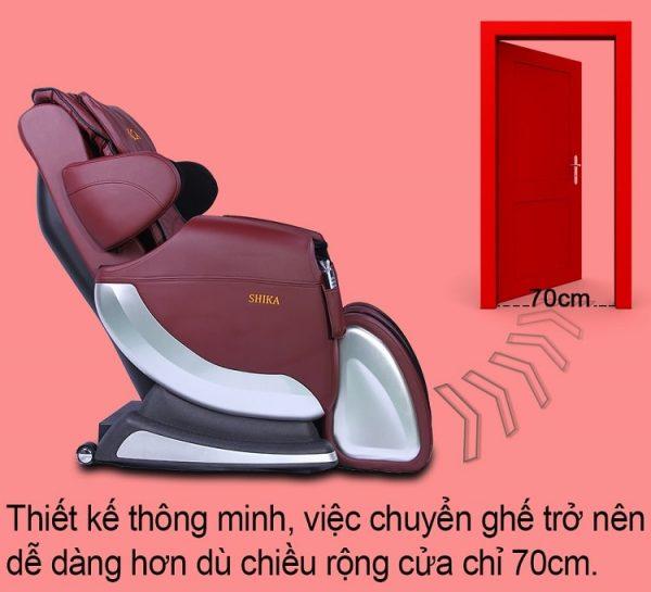 Ghế massage toàn thân Shika SK-112