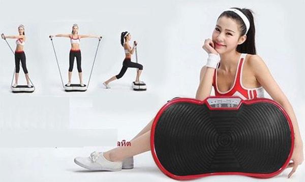 Máy rung giảm béo Shika A3