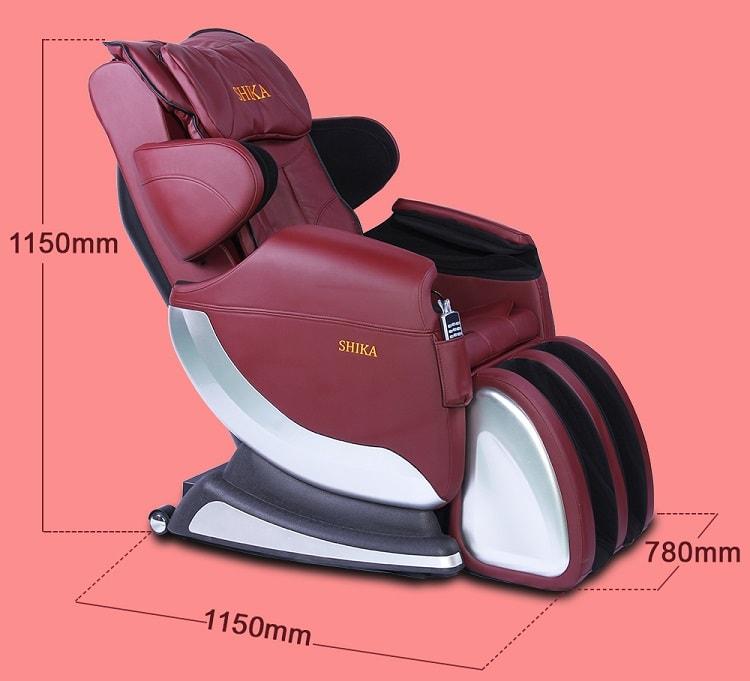 Ghế Massage Shika SK-112 Giá Rẻ