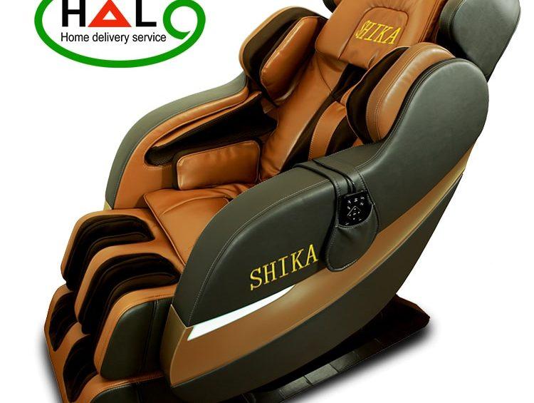 Ghế Massage Toàn Thân Shika SK-8904 Chất Lượng Tốt