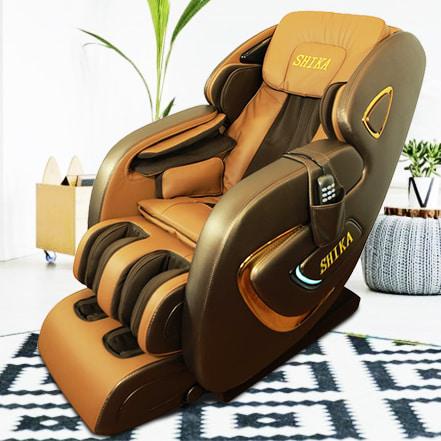 Ghế mát xa cao cấp 4D Shika SK-8922 giá tốt chất lượng