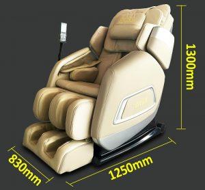 Ghế massage Shika SK-8908 cao cấp giá rẻ