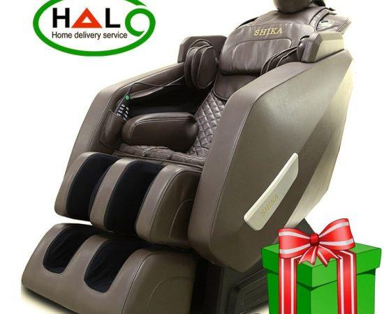Ghế massage cao cấp 5D Shika SK-116 Pro tại đà nẵng