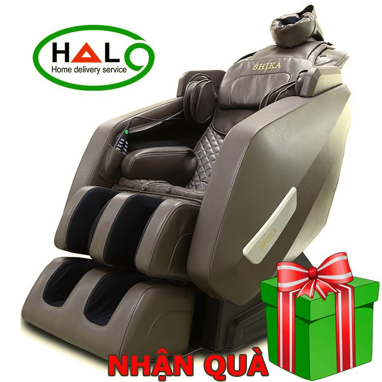 Ghế massage cao cấp 5D Shika SK-116 Pro chất lượng
