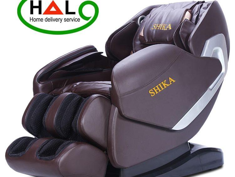 Ghế massage toàn thân Shika SK-1168 chất lượng tốt