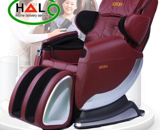 Ghế Massage Toàn Thân Shika SK-112 Cao Cấp