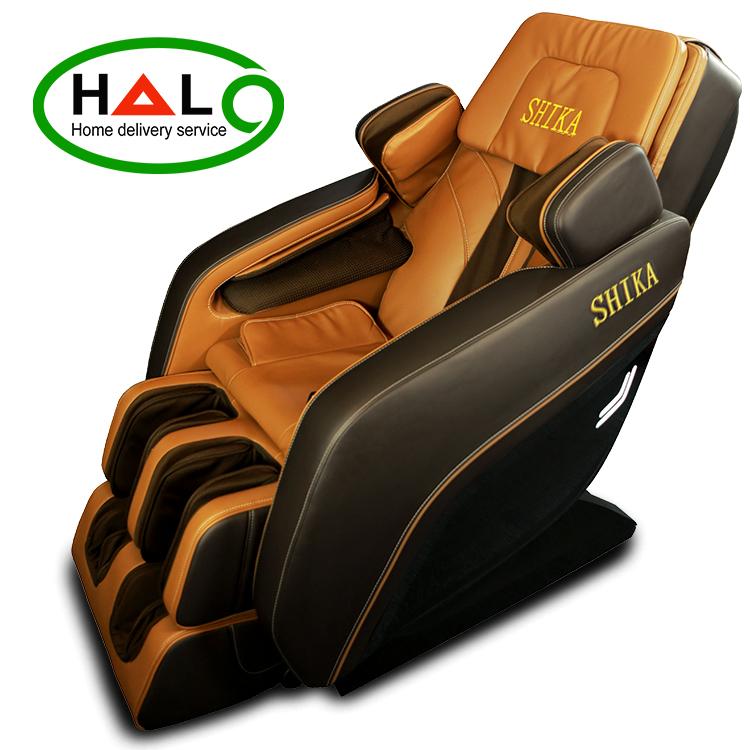Ghế mát xa toàn thân Shika SK-8924 chất lượng tốt